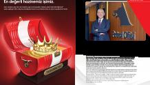 PETROL OFİSİ PANAROMA YIL:2 SAYI 4  SELİM ŞİPER /CEO